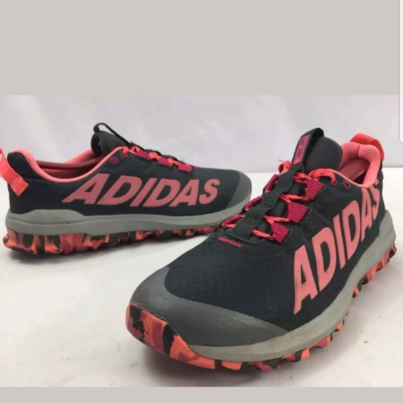 ae221684e adidas Shoes - Adidas Vigor TR VI Trail Running Shoes Womens 9